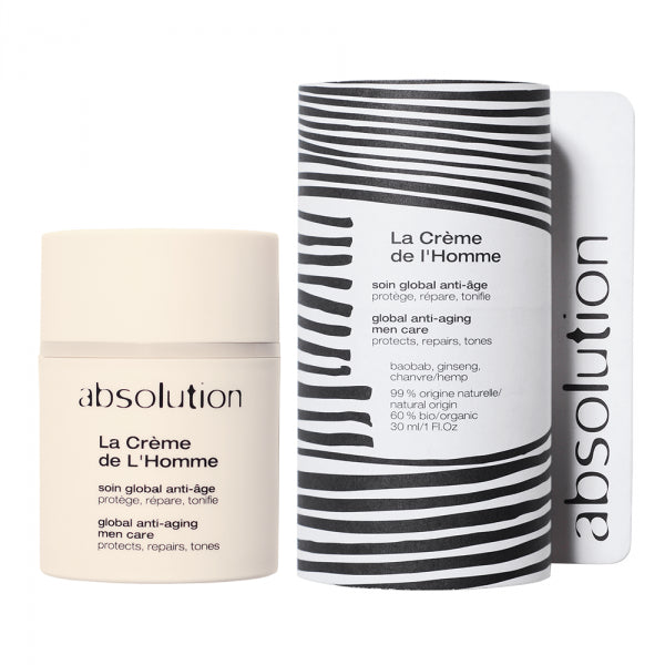 La Crème de l'Homme - Absolution Cosmetics - Beauty Junkies Store