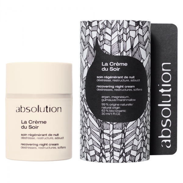 La Crème du Soir - Absolution Cosmetics - Beauty Junkies Store
