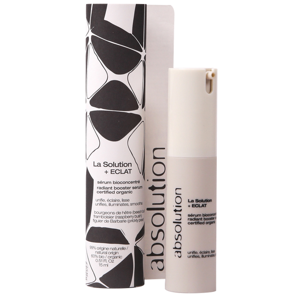 Absolution Cosmetics - La Solution + Éclat - Beauty Junkies Store