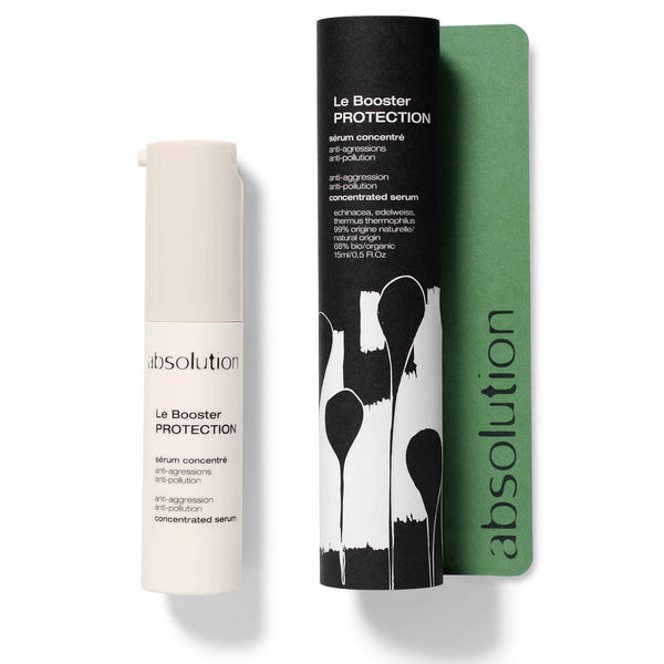 Absolution Cosmetics - Le Booster Protection - Mix and match - Werkt huidvernieuwend - Beauty Junkies Store