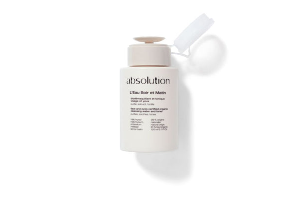 Absolution Cosmetics - L'Eau Soir et Matin - Beauty Junkies Store