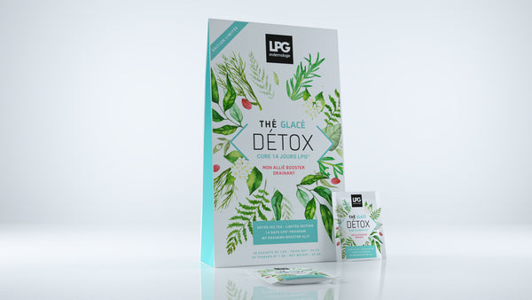 LPG Endermologie -  Detox Ice Tea  (limited edition) - Beauty Junkies Store