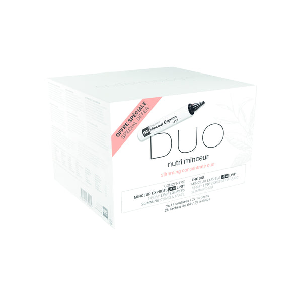 Slimming Concentrate Duo pakket - LPG Endermologie