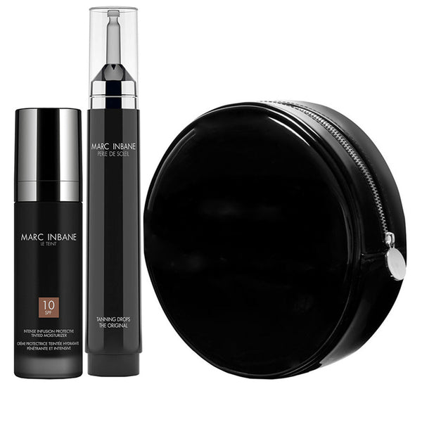 Marc Inbane - Radiant Set met gratis Clutch - Beauty Junkies Store