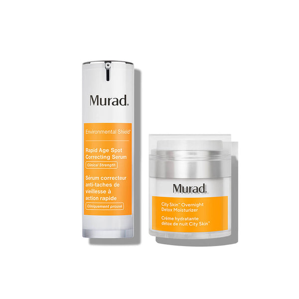 Murad - Overnight Radiance Set - Beauty Junkies Store