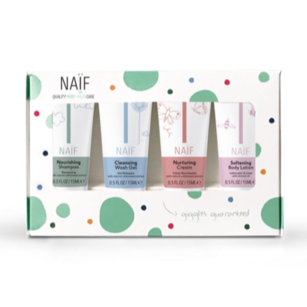 Naïf -  The Min Set Box - Giftset - Kennismakingsset - Beauty Junkies Store