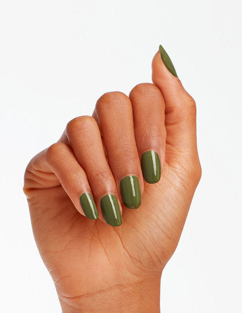 OPI Infinite Shine - Olive for Green - Nagellak met Geleffect - Beauty Junkies Store