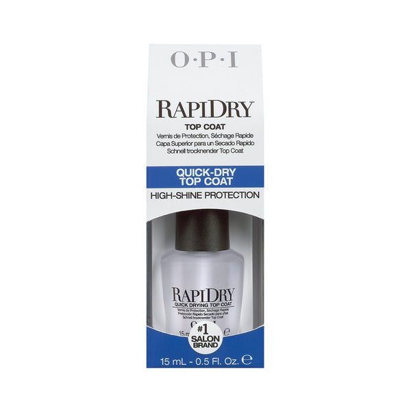 OPI - RapiDry Top Coat - Beauty Junkies Store