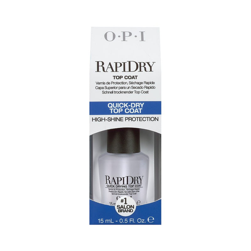 RapiDry Top Coat - OPI - Beauty Junkies Store