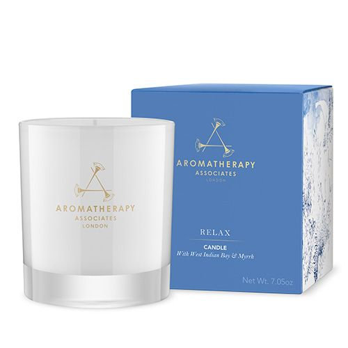 Relax Candle Aromatherapy Associates - Beauty Junkies Store