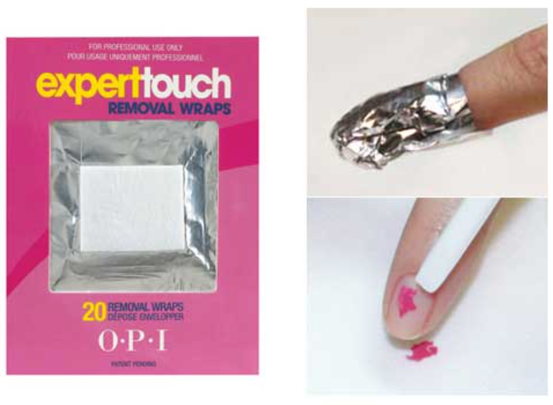 OPI - Expert Touch Removal Wraps - Beauty Junkies Store