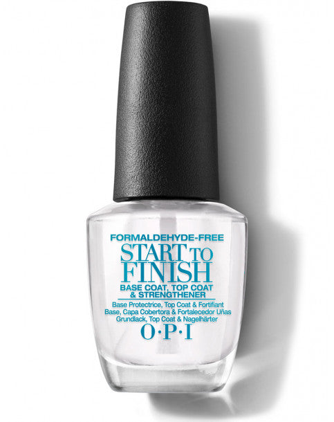 OPI - Start to Finish -  Nagelverharder, Base Coat en Top Coat - Beauty Junkies Store