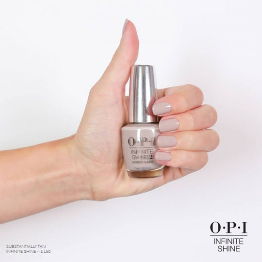 Substaintially Tan - OPI Infinite Shine - Beauty Junkies Store