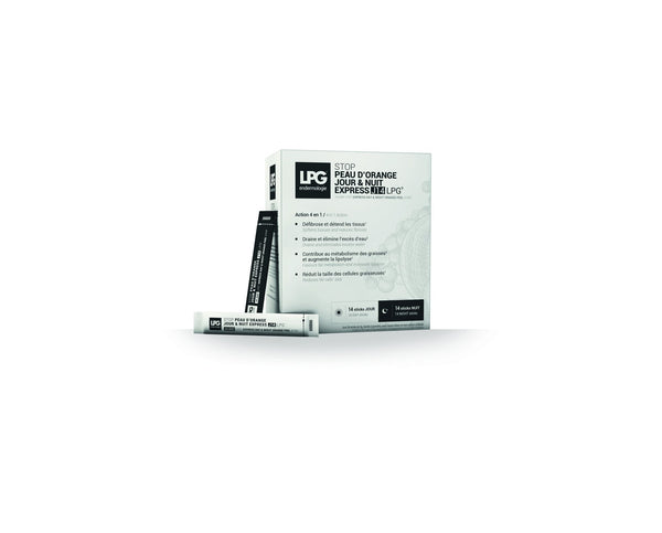 LPG Endermologie - 14 day Express Day and Night Orange Peel Stop - Anti cellulite - Vocht afvoerend - Beauty Junkies Store