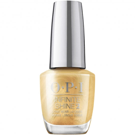 OPI Infinite Shine - This Gold Sleighs Me - Nagellak met Geleffect - Beauty Junkies Store