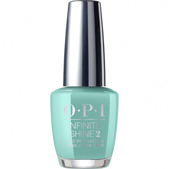 OPI Infinite Shine - Verde Nice to Meet You -  Nagellak met Geleffect - Beauty Junkies Store