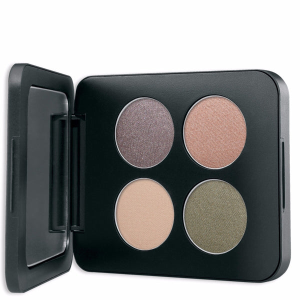 Pressed Eyeshadow Quad - Youngblood - Beauty Junkies Store