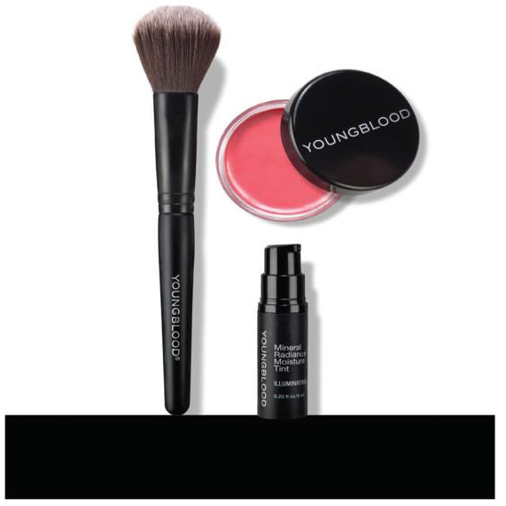 Youngblood - Cheek Essentials Kit - Beauty Junkies Store
