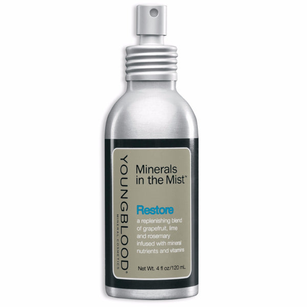 Youngblood - Minerals in the Mist - Beauty Junkies Store