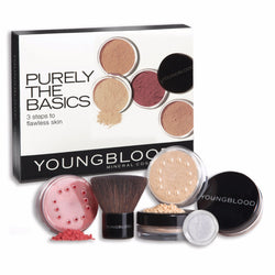 Mineral Basic Kit Medium - Youngblood - Beauty Junkies Store