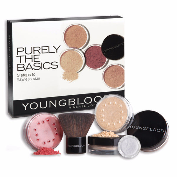 Youngblood - Mineral Basic Kit Medium - Youngblood - Beauty Junkies Store