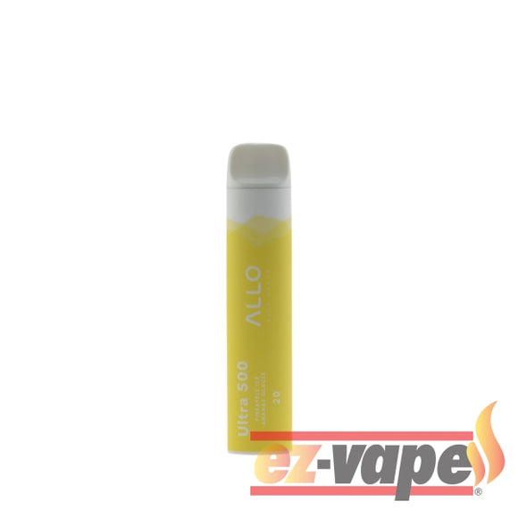 Allo Ultra Pineapple Ice 2Ml Disposable