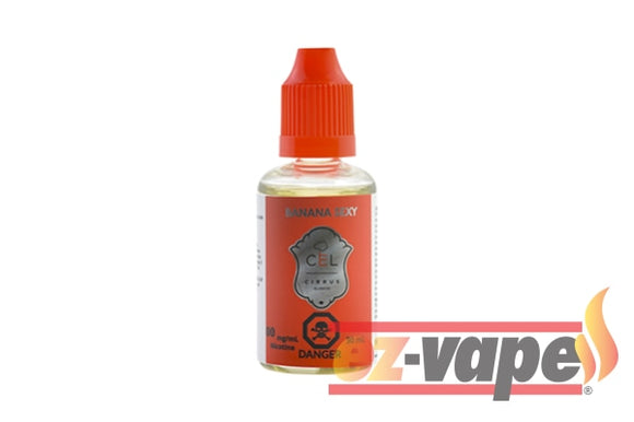 Banana Sexy 30Ml / 00Mg Regular Nicotine E-Juice