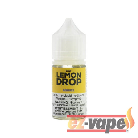 Berries Drop Salt 30Ml / 20Mg Nicotine E-Juice
