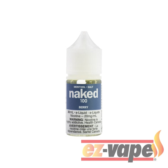 Berry Salt Nicotine E-Juice