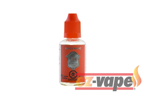 Black Magic (Blackberry) 30Ml / 00Mg Regular Nicotine E-Juice
