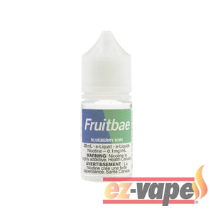 Blueberry Kiwi Fruitbae 30Ml / 0.1Mg Regular Nicotine E-Juice
