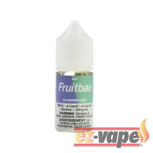 Blueberry Kiwi Fruitbae Salt Nicotine E-Juice