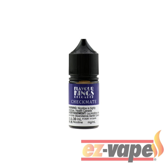 Checkmate 30Ml / 0.1Mg Regular Nicotine E-Juice
