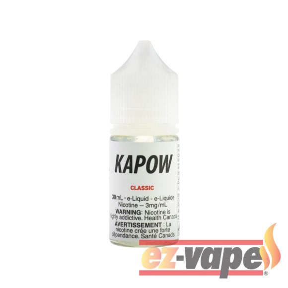 Classic 30Ml / 03Mg Regular Nicotine E-Juice