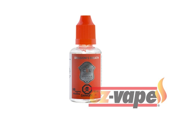 Dragons Breath 30Ml / 00Mg Regular Nicotine E-Juice
