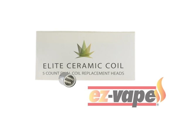 Elite Waxomizer Quartz Coil Herbal