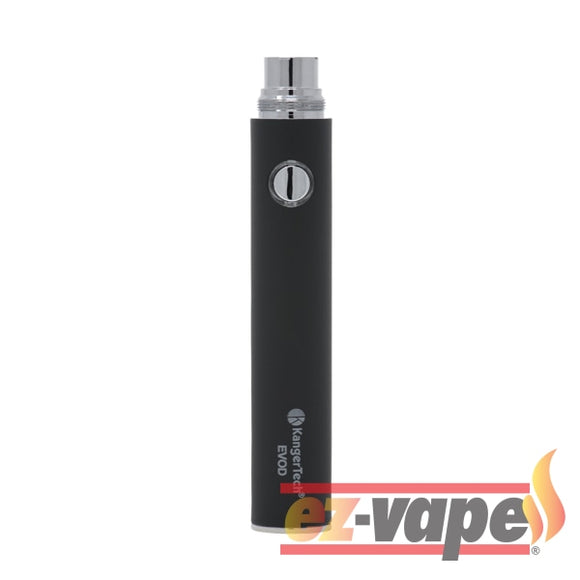 Evod Power Supply 650Mah Black / Battery