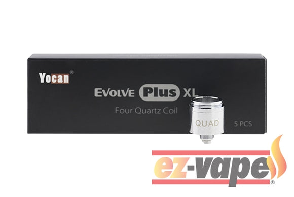 Evolve Plus Dual Quartz Coil Herbal