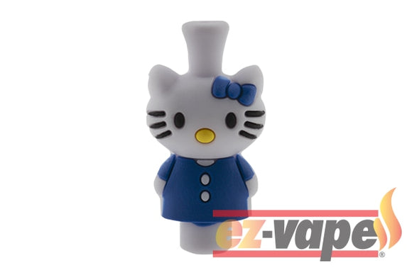 Hello Kitty 510 Drip Tip Blue