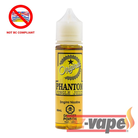Jungle Juice 60Ml / 00Mg Regular Nicotine E-Juice