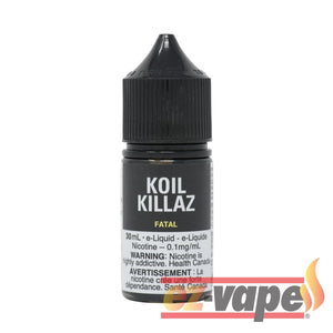 Koil Killaz - Fatal Regular Nicotine E-Juice