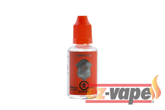 Miami Vice 30Ml / 00Mg Regular Nicotine E-Juice