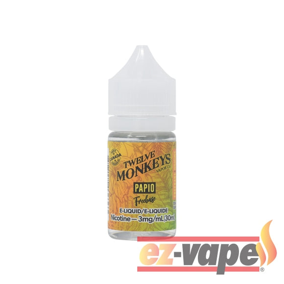 Papio 30Ml / 03Mg Regular Nicotine E-Juice