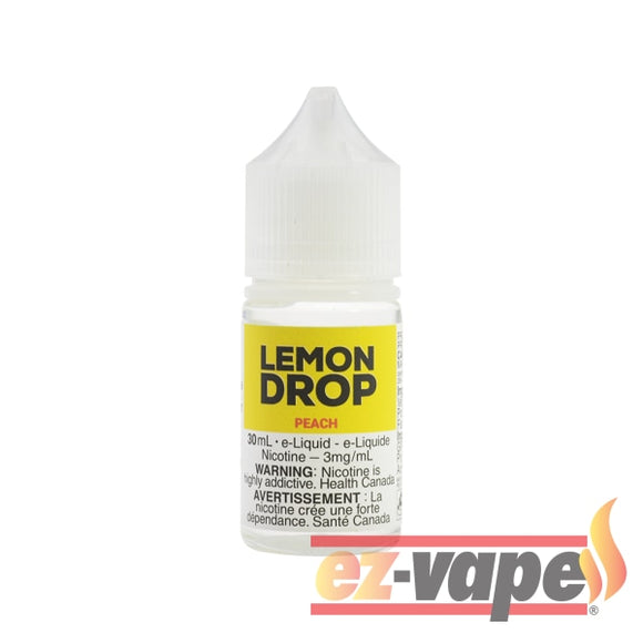 Peach Drop Regular Nicotine E-Juice