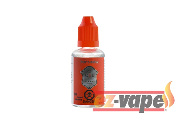 Pops Brew 30Ml / 00Mg Regular Nicotine E-Juice
