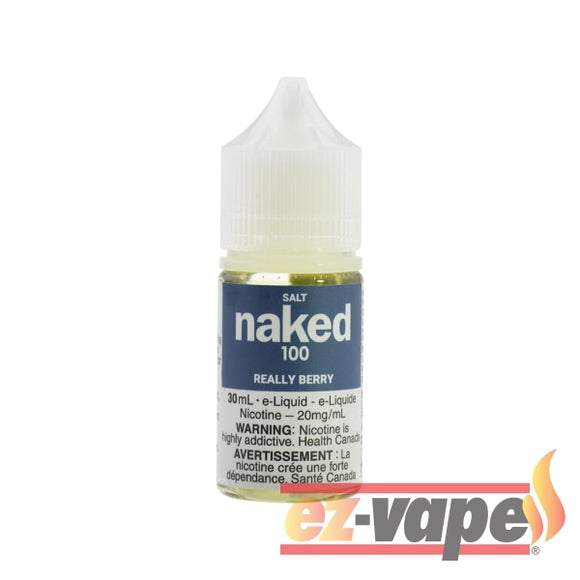 Really Berry Salt Nicotine E-Juice