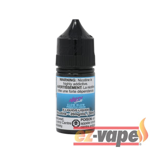 Slow Blow Nic Salt 30Ml 20Mg Nicotine E-Juice