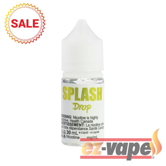 Splash Drop 30Ml / 03Mg Regular Nicotine E-Juice