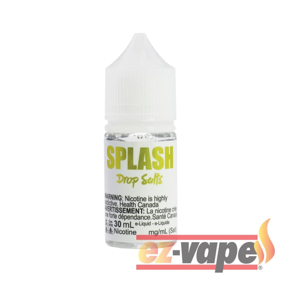 Splash Drop Salts Salt Nicotine E-Juice