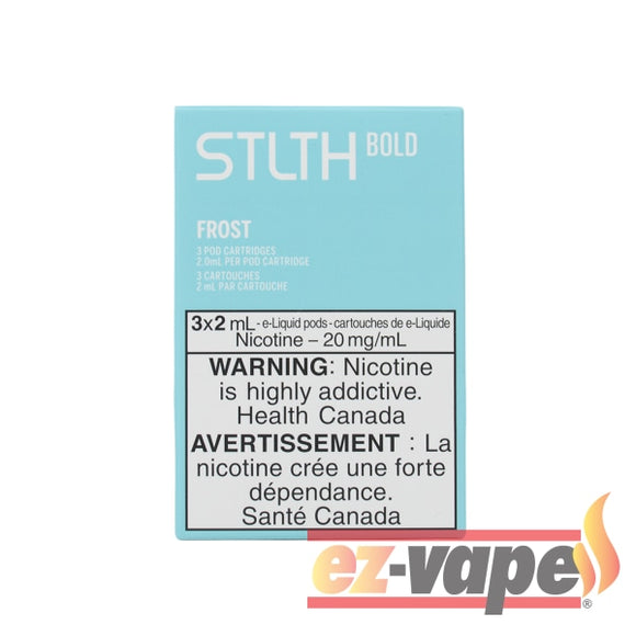 Stlth Bold Pod Frost 20Mg 3/pk Pre-Filled